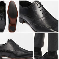 Los zapatos Oxford de cuero que necesitas para todos tus eventos por 28,99 euros y envío gratis en Asos