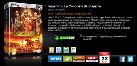 Imperium 2 gratis