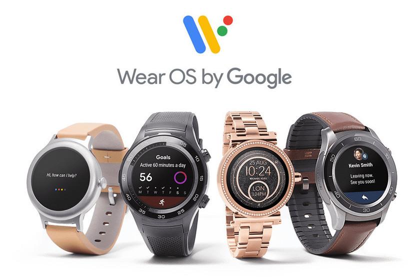 QnA VBage Wear OS alarga la batería de sus relojes en su nueva versión