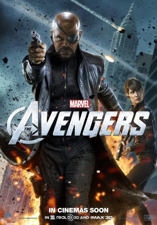 Foto de 'Los Vengadores', todos los carteles de la película de Joss Whedon (12/16)