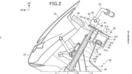 Honda Airbag patents