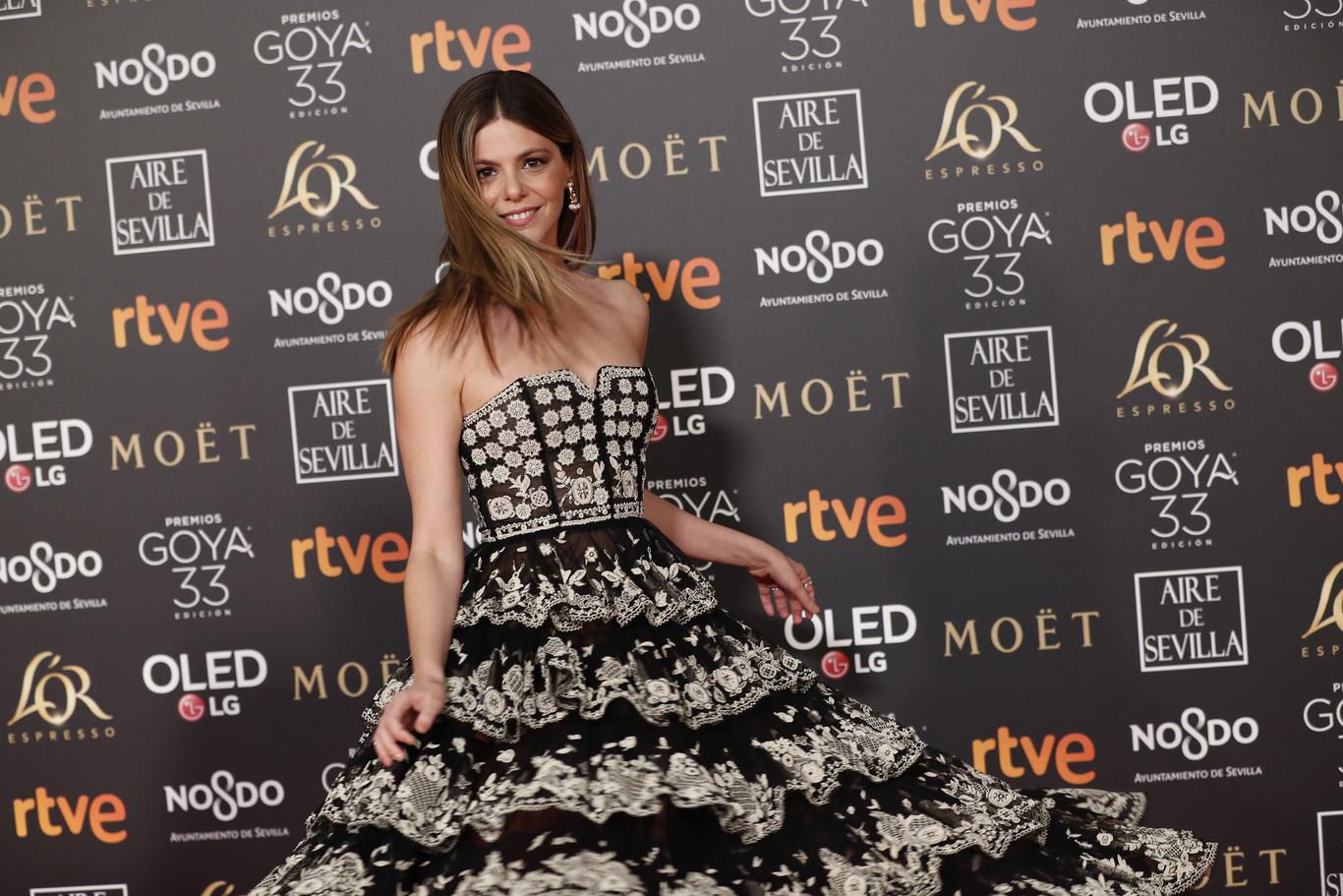 bdb5760e0 Premios Goya 2019  las mejores vestidas de la alfombra roja