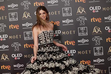 Premios Goya 2019: las mejores vestidas de la alfombra roja