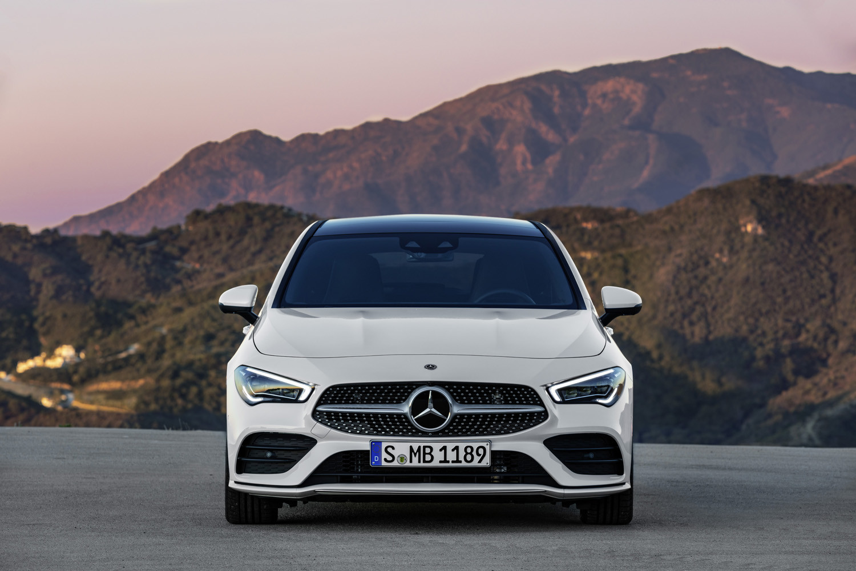 Foto de Mercedes-Benz CLA Shooting Brake 2019 (8/49)