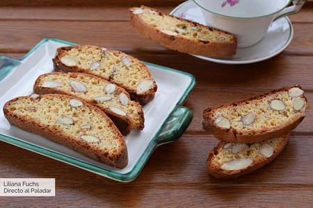Croquants aux amandes: receta de los carquinyolis (o biscotti) franceses