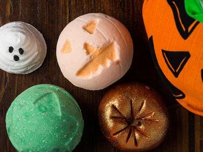 Estas son las propuestas más terroríficas de Lush para Halloween