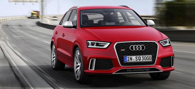 El Audi Q3 RS ya es oficial