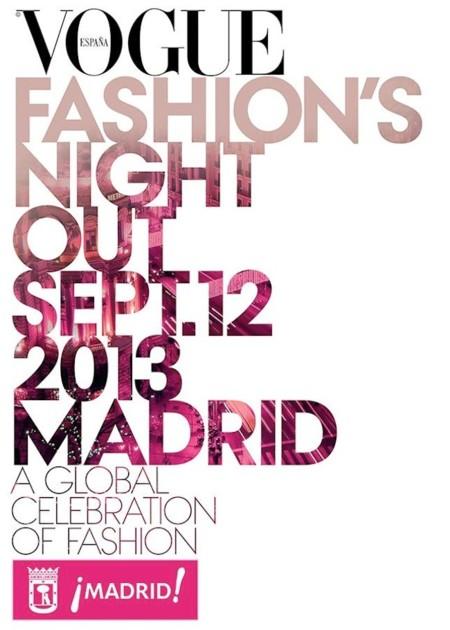 Vogue Fashion's Night Out 2013 en Madrid: todos los descuentos, fiestas y sorpresas