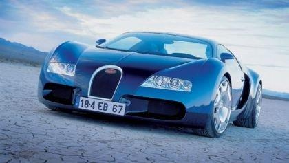 Ya no quedan más Bugatti Veyron para 2006