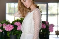 El romanticismo se viste de blanco o cómo estar guapa con estos 11 vestidos de novia