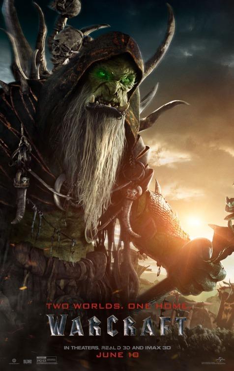 Foto de 'Warcraft: El origen', carteles de la película (14/17)