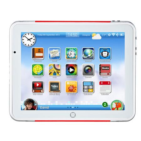 Os presentamos cómo funciona SuperPaquito, el tablet de Imaginarium