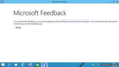 La Technical Preview de Windows 9 podría traer un nuevo sistema de telemetría para medir el feedback de los usuarios