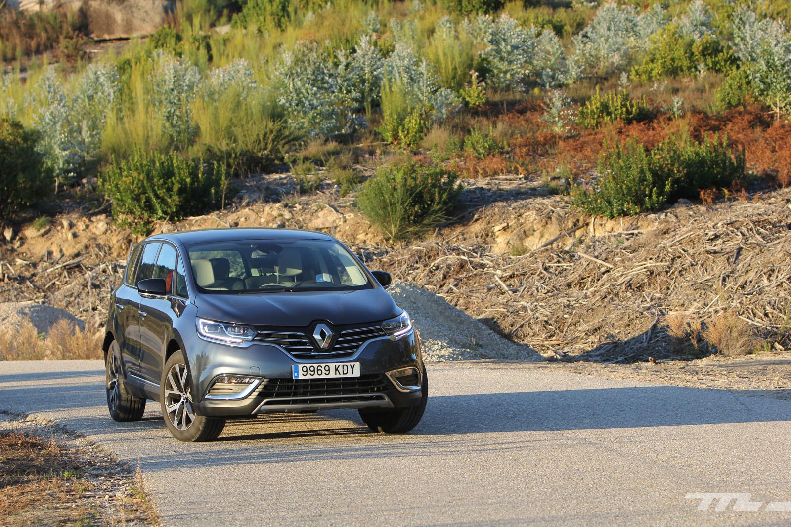 Renault Espace TCe 225 CV (prueba)