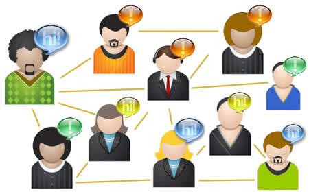 La empresa en las redes sociales