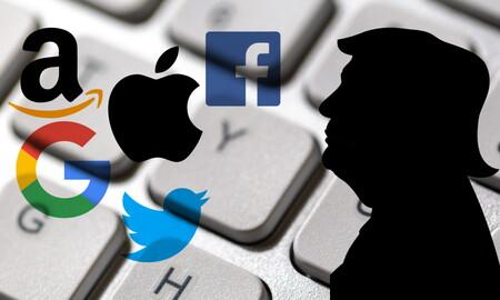 Trump plantea lanzar su propia red social en plena ofensiva de las tecnológicas contra las plataformas usadas por sus seguidores