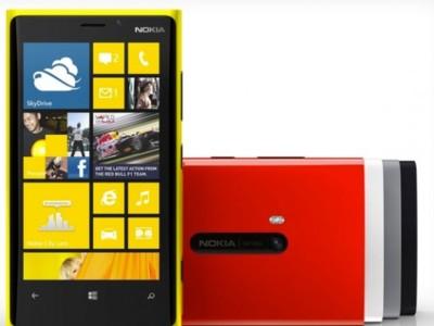 El Lumia 920, camino de convertirse en un éxito sin precedentes para Nokia