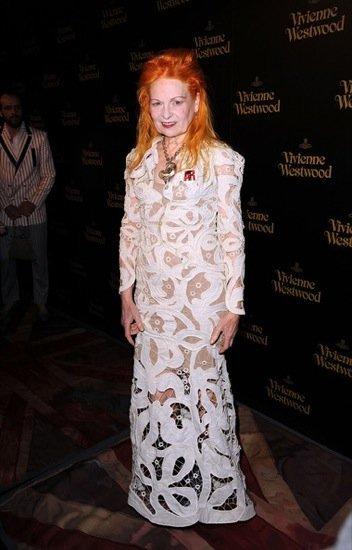 Las famosas se van de fiesta con Vivienne Westwood