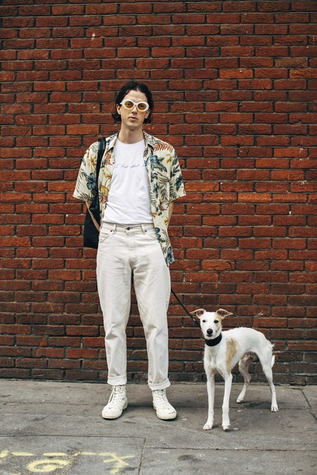 Pantalones Blancos 2
