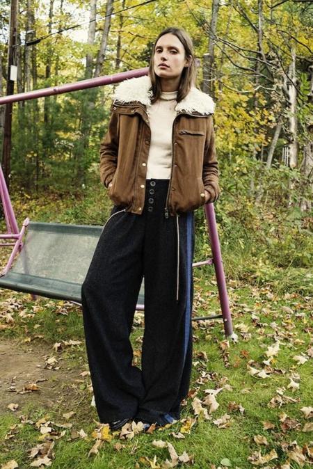 Free People Mountaineer chaqueta