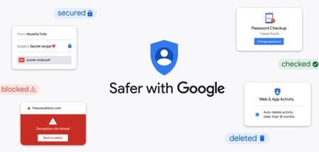 El panel de privacidad llega a Android 12 y Google presenta mejoras para el buscador, Fotos y la gestión de contraseñas