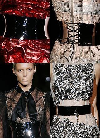 Dolce & Gabbana en la Semana de la Moda de Milán Otoño/Invierno 2007/08