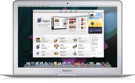 AppStore de Mac OS X Lion