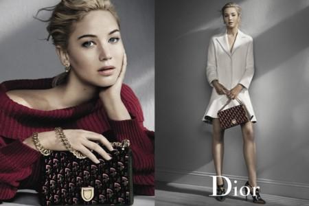 Jennifer Lawrence Campana Dior Otono Invierno 2016 2017