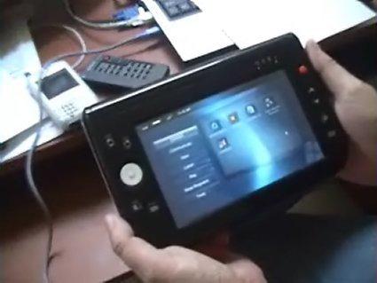 eo V7110 en acción