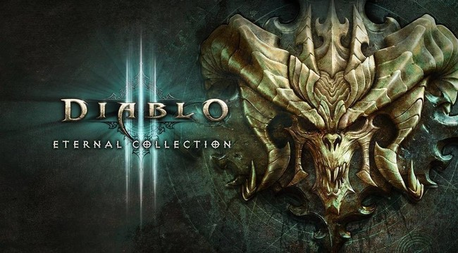 Blizzard confirma oficialmente 'Diablo III: Eternal Collection' para Nintendo Switch