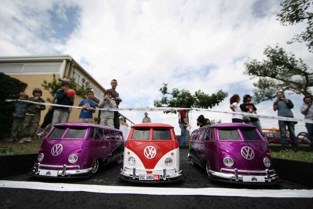 Foto de Concentración de furgonetas Volkswagen en Girona, más de 400 asistentes (16/22)