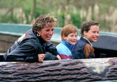 'Diana, nuestra madre': primeras imágenes del documental en que los príncipes Guillermo y Enrique hablan sobre su vida y su legado