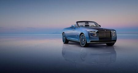Lujo desmedido: el Rolls-Royce Boat Tail es el coche nuevo más caro del mundo, ¡por 23 millones de euros la unidad!