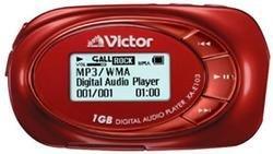 JVC XA-E105, MP3 y disco USB