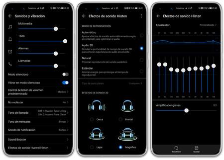 Huawei P40 Pro 07 Audio