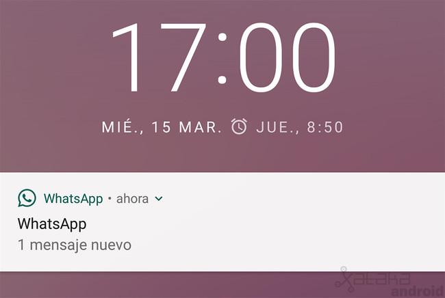 Cómo evitar que tu Android muestre tus mensajes y notificaciones en la pantalla de bloqueo