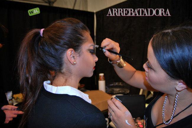 Foto de Maquillaje de Pasarela: Toni Francesc en la Semana de la Moda de Nueva York 2 (15/24)