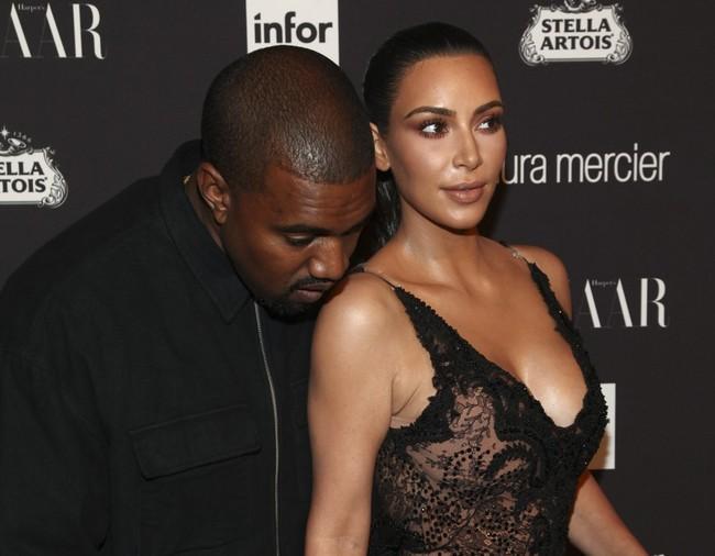 Regalo Navidad Kanye West Kim Kardashian