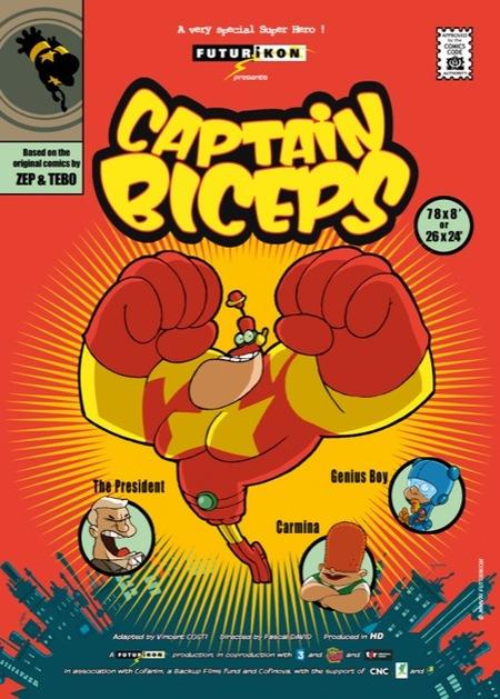 Capitan Biceps