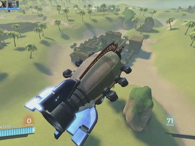 Así se juega a Paladins Battlegrounds. Una hora de juego del nuevo modo Battle Royale