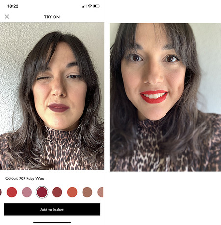 App Labiales Ruby Woo