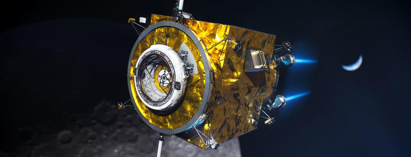 La NASA apuesta por la propulsión eléctrica para llevarnos a la Luna en 2024 y prueba con éxito su nuevo sistema #lomásvisto