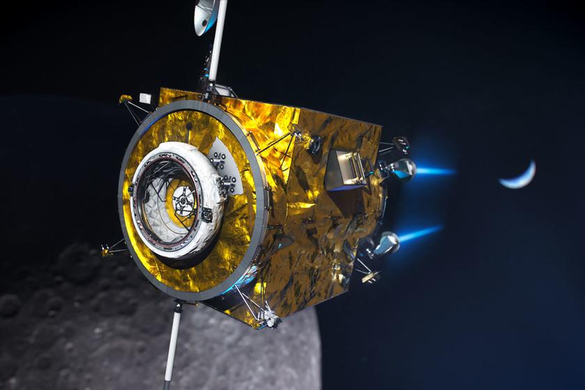 La NASA apuesta por la propulsión eléctrica para llevarnos a la Luna en 2024 y prueba con éxito su nuevo sistema