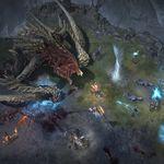 Diablo IV nos muestra la batalla contra uno de sus descomunales jefes finales en un gameplay