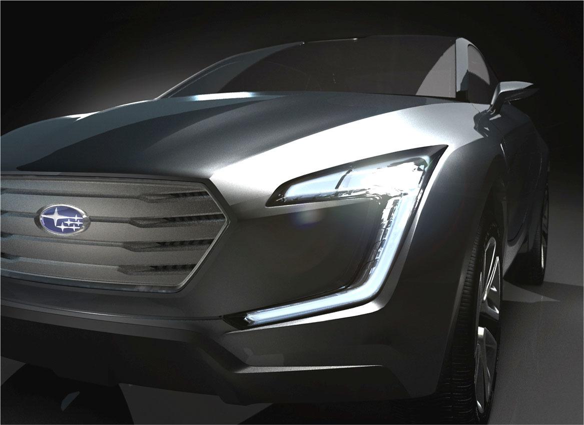 Foto de Subaru Viziv Concept (8/28)