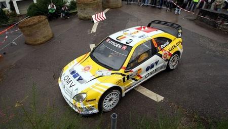 François Duval negocia con Citroën y ya prepara su regreso al WRC