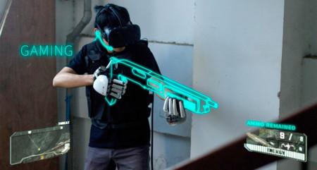 Tocar y sentir objetos en la realidad virtual es el objetivo de este guante exoesqueleto
