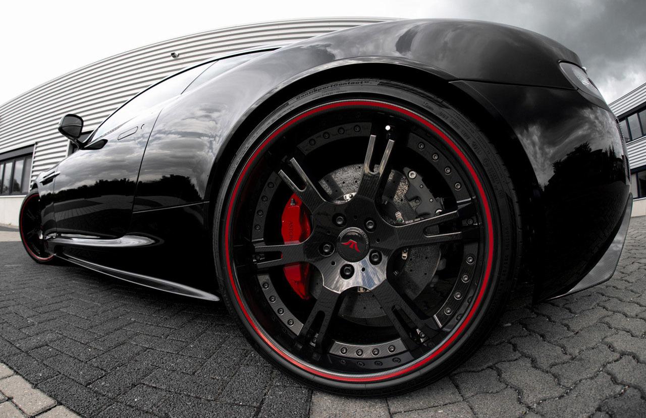 Foto de Wheelsandmore Aston Martin DBS Carbon Edition (5/14)
