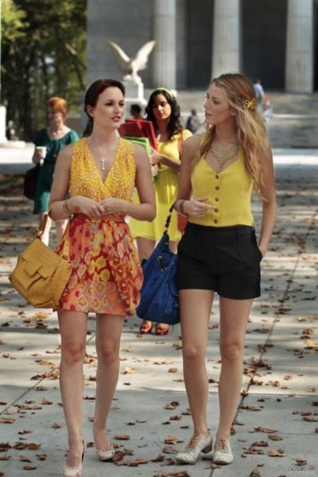 """Let´s gossip... ¿Quieres un armario de verano a lo """"Blair"""" o """"Serena""""?"""