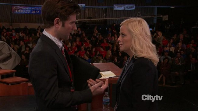 Parks and Recreation: El debate